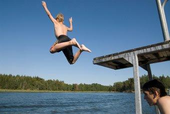 Emigratie naar Zweden: springen!