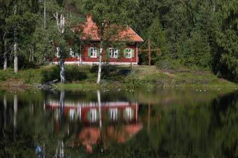 Huurhuizen in Zweden
