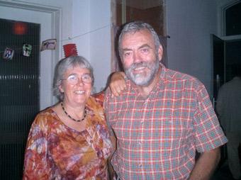 Emigratieverhalen Janneke en Leo Baas