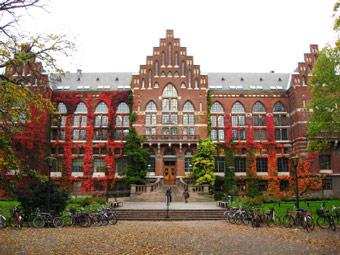 Studerenin Zweden - Universiteit Lund